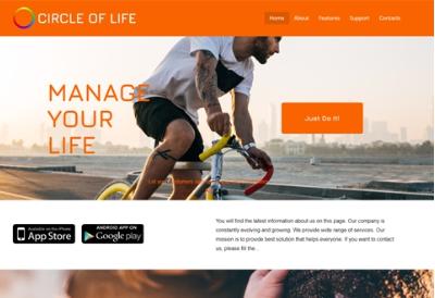Faça seu próprio site